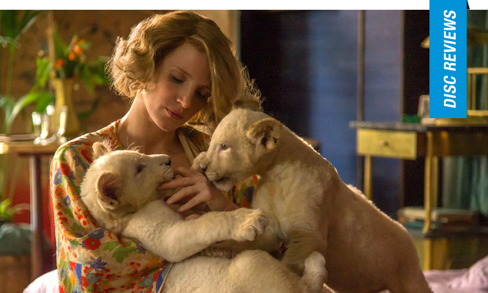 The Zookeeper's Wife | Blu-ray Review