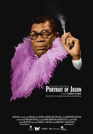 Portrait of Jason Shirley Clarke