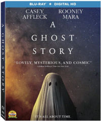 A Ghost Story David Lowery Cover