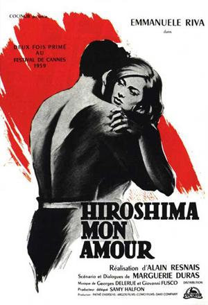 Hiroshima Mon Amour Alain Resnais