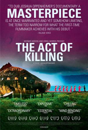 The Act of Killing Joshua Oppenheimer