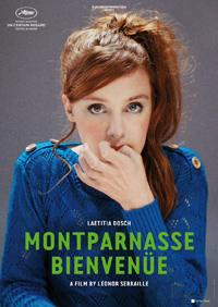 Montparnasse Bienvenue (Jeune Femme) Léonor Serraille poster