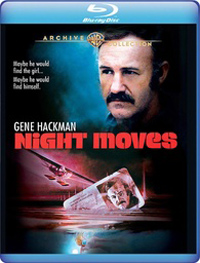 Night Moves (1975) Arthur Penn Poster