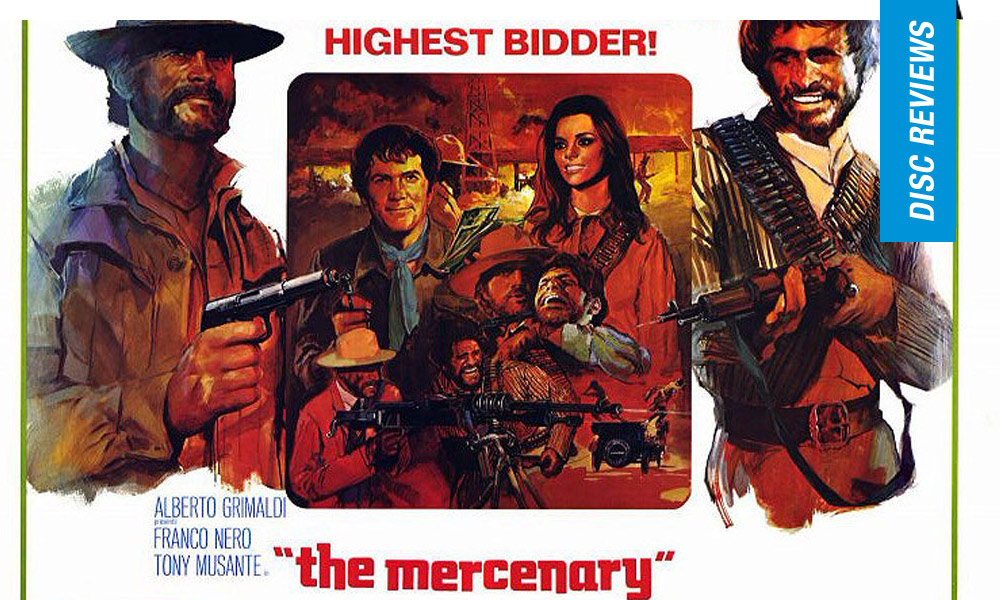 The Mercenary (1968) | Blu-ray Review Sergio Corbucci