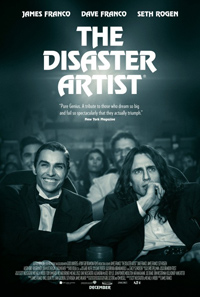 The Disaster Artist James Franco Poster