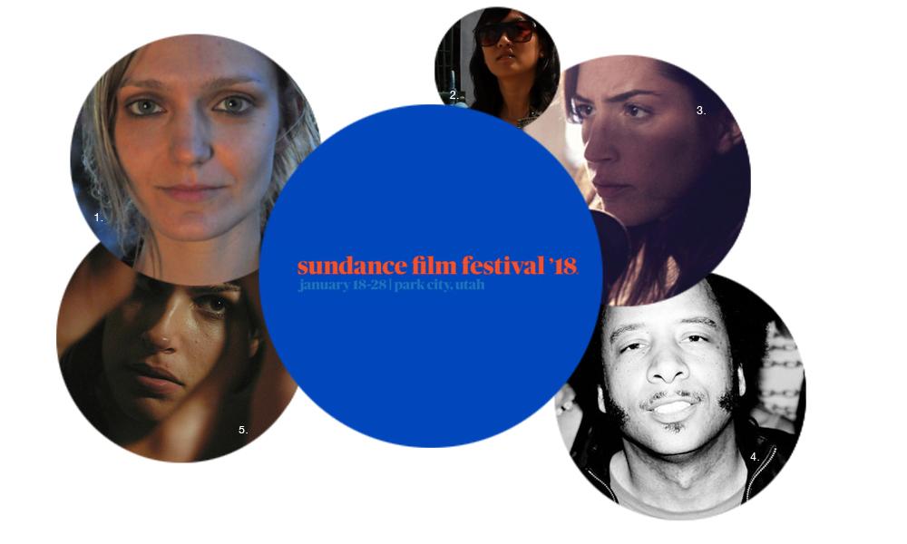 U.S. DRAMATIC COMPETITION Sundance 2018
