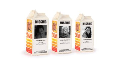 Missing in Action Miranda July