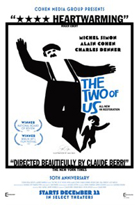 The Two of Us Claude Berri Poster