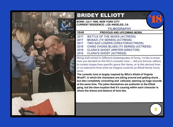 Bridey Elliott Clara's Ghost