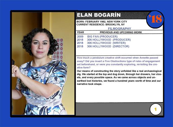 Elan Bogarín (306 Hollywood)