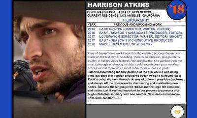 Harrison Atkins (Madeline's Madeline)