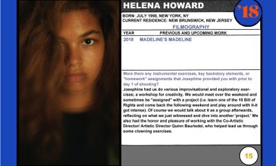 Helena Howard (Madeline's Madeline)
