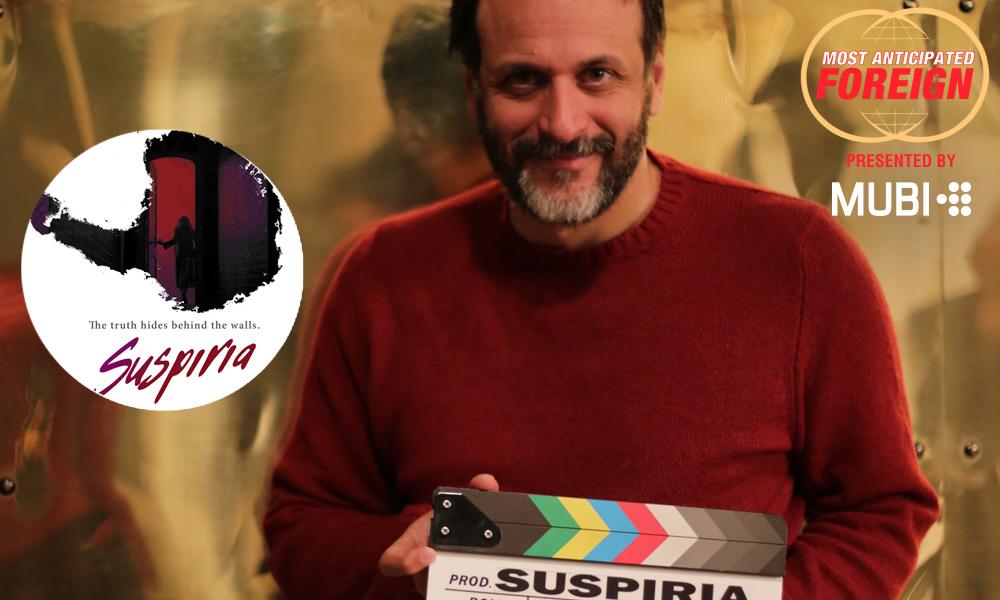 Luca Guadagnino Suspiria