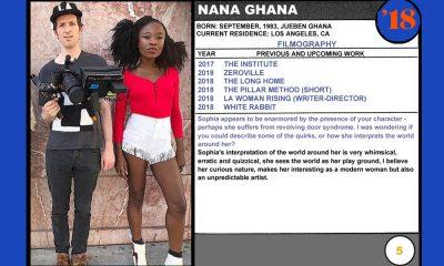 Nana Ghana (White Rabbit)