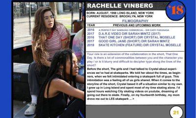 Rachelle Vinberg (Skate Kitchen)