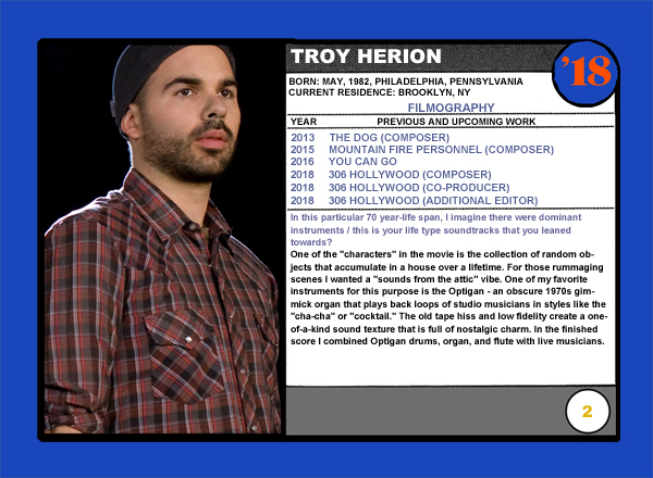 Troy Herion 306 Hollywood