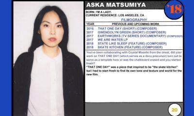 Aska Matsumiya (Skate Kitchen)