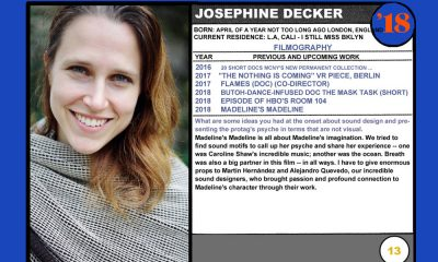 Josephine Decker (Madeline's Madeline)