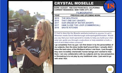 Crystal Moselle (Skate Kitchen)