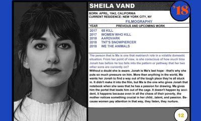 Sheila Vand (We the Animals)