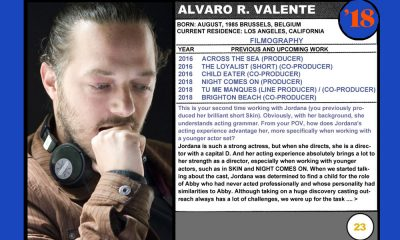 Alvaro R. Valente (Night Comes On)