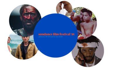 Nicholas Bell Top 10 Sundance 2018