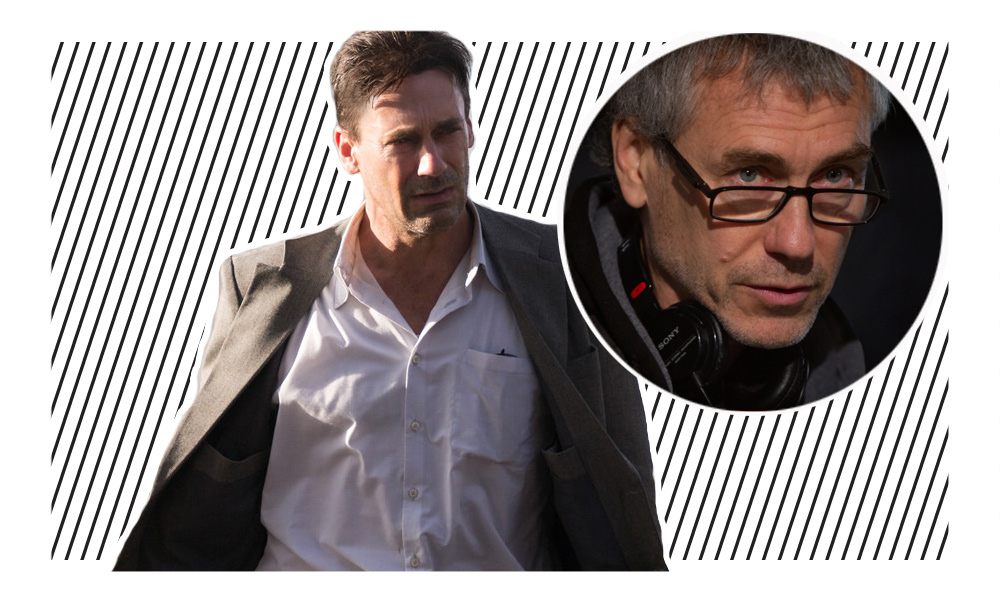 Interview: Tony Gilroy & Jon Hamm - Brad Anderson's Beirut
