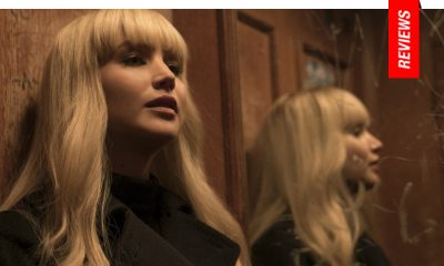 Francis Lawrence Red Sparrow Review