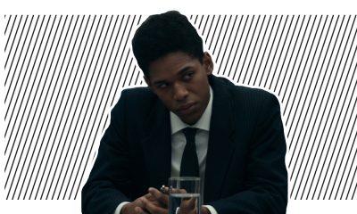 Kelvin Harrison Jr. - Anthony Mandler's Monster
