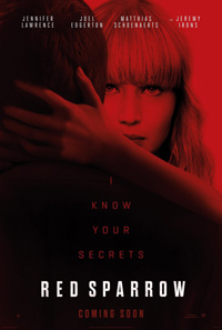 Francis Lawrence Red Sparrow