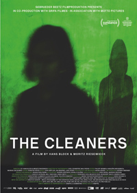 The Cleaners Moritz Riesewieck Hans Block