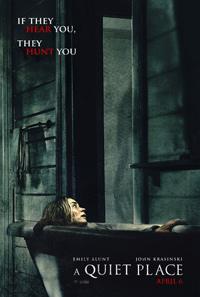 John Krasinski A Quiet Place Poster