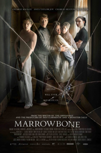 Sergio F. Sanchez Marrowbone poster