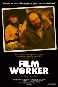 Tony Zierra Filmworker Poster