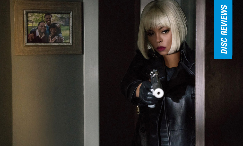 Babak Najafi Proud Mary Blu-ray Review