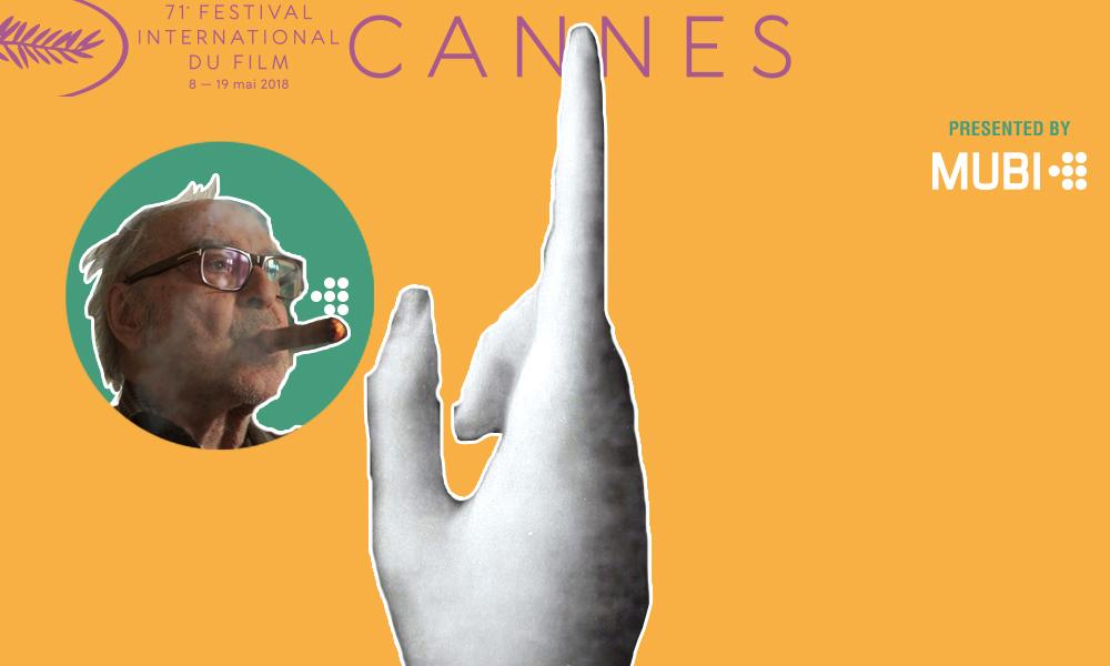 Jean-Luc Godard's The Image Book